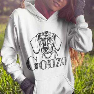 Gonzo The Dog Classic Hoodie