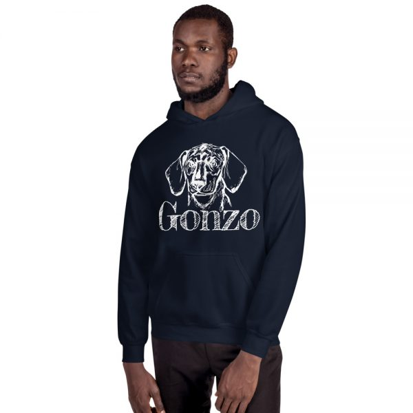 Gonzo The Dog Classic Hoodie 5