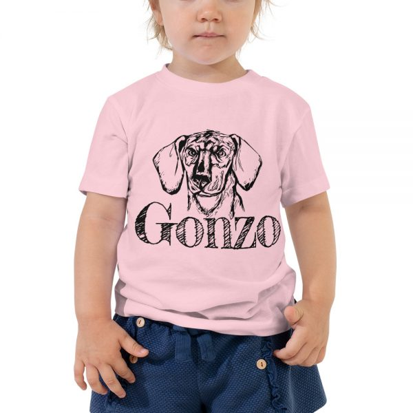 Gonzo The Dog Toddler T-Shirt 1