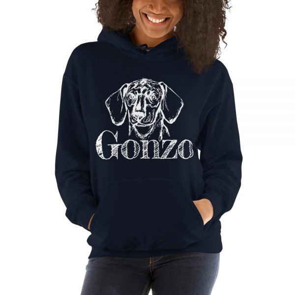 Gonzo The Dog Classic Hoodie 3
