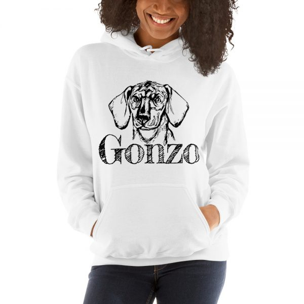 Gonzo The Dog Classic Hoodie 4