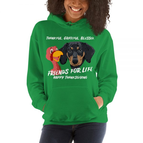 Friends For Life Thanksgiving Hoodie 4