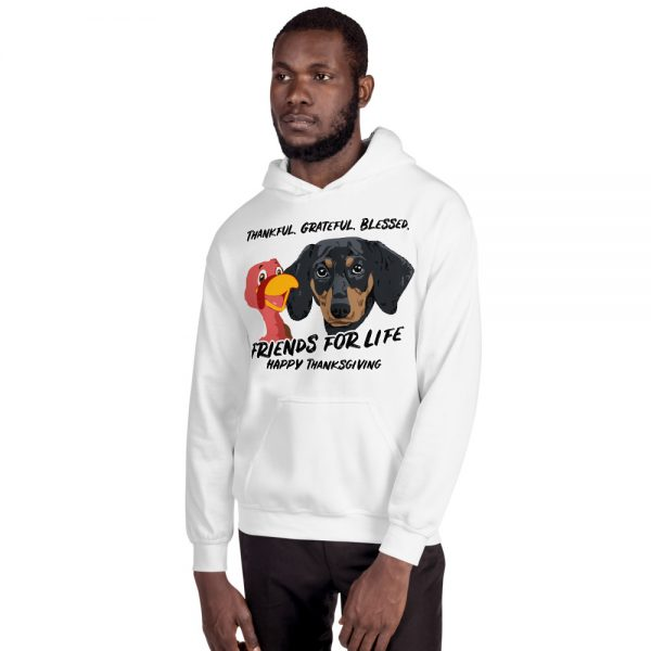 Friends For Life Thanksgiving Hoodie 6
