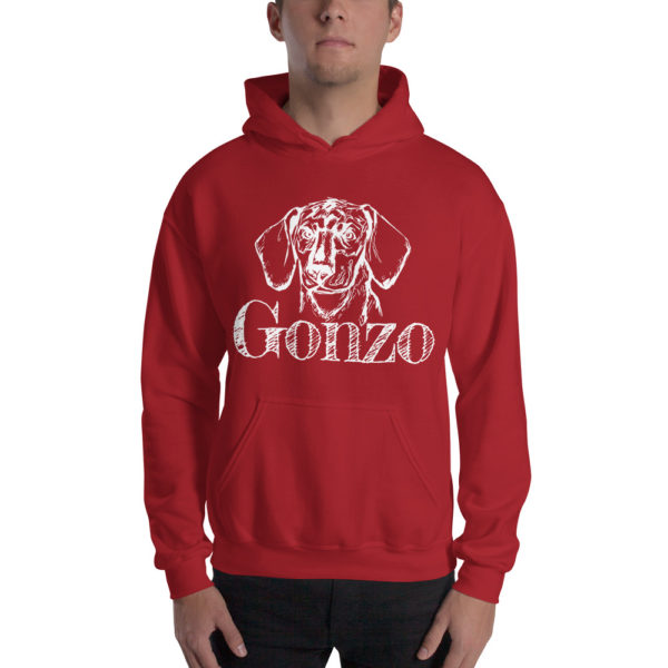 Gonzo The Dog Classic Hoodie 2