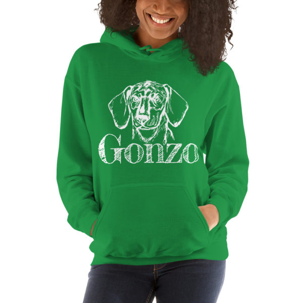 Gonzo The Dog Classic Hoodie 7